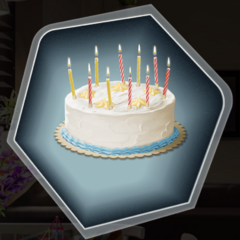 Regular Cake Option as seen in Ch. 13