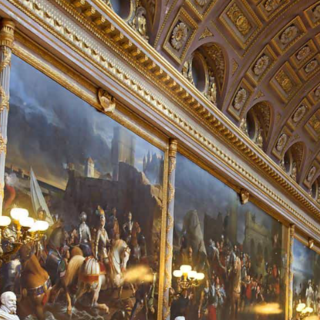 Battle Gallery at Versailles in Ch. 5