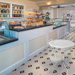 The Sweet Retreat Ice Cream Store
