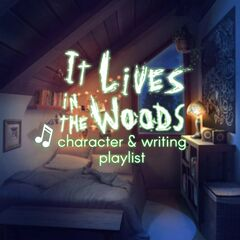 Official Cover Art for the ILITW Writing & Character Playlist