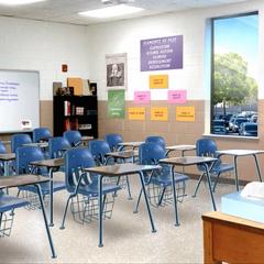 Mar Vista classroom
