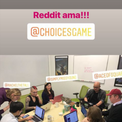 Part I of PB's Reddit Choices AMA 03-06-2019