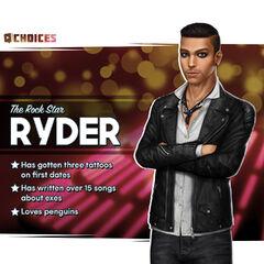 <i>Ryder the Rock Star</i> Bio Sneak Peek