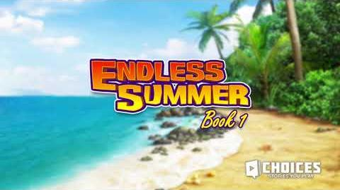 Endless Summer - Surf and Sand