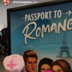 P2R Poster & Themed Cupcakes 04-24-19