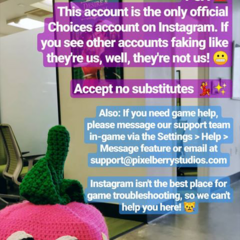 Feb. 2019 PSA from PB about Fake Accounts