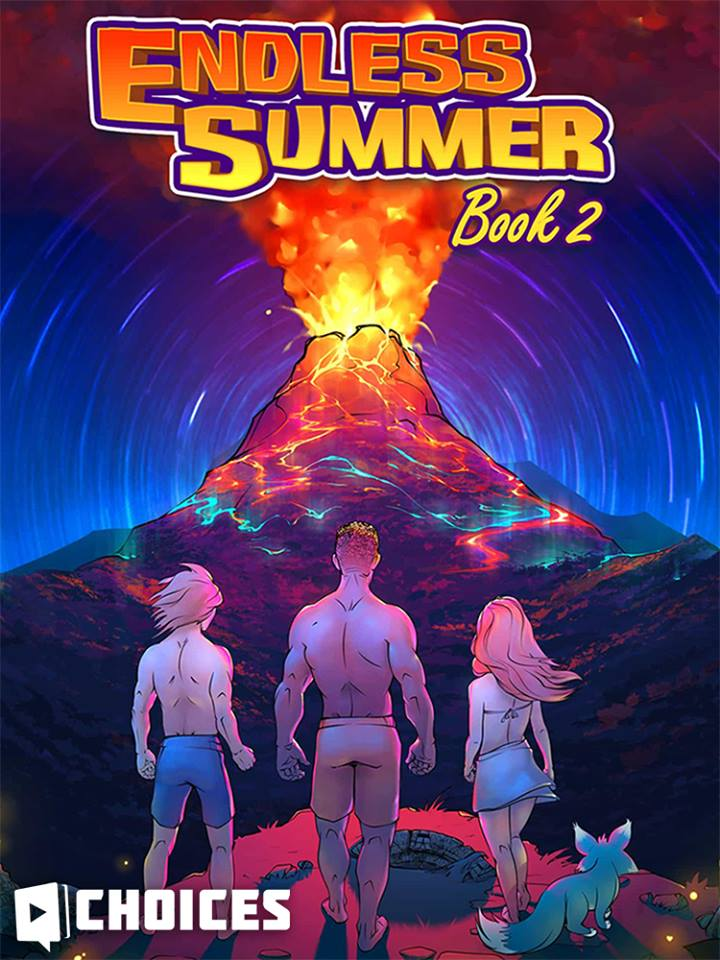 Endless Summer Book 2 Promo This Page Contains The Choices