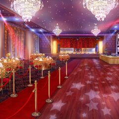 Red Carpet Theme Side I