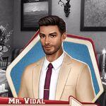 HSSCABK3CH02 - Mr. Vidal