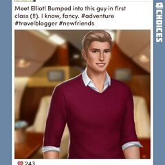 Elliot Sneak Peek