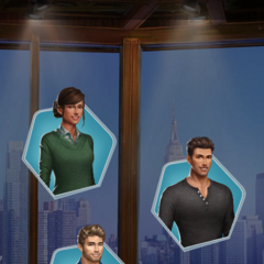 3 of 4 Love Interests in BK 2