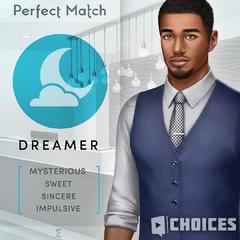 Dreamer Type Reveal