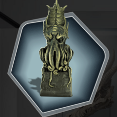 Totem Item in Langdon's Facility in Ch. 3