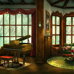 The Parlor (Day)
