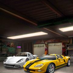 A Version of MC's Car and Logan's Car
