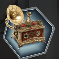 Music Box in Langdon's Facility in Ch. 4
