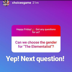 Part II of info about The Elementalists on Insta