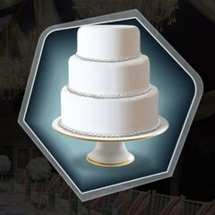 Simple Wedding Cake (default)