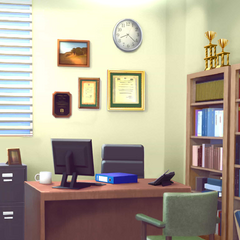 Advisor's office