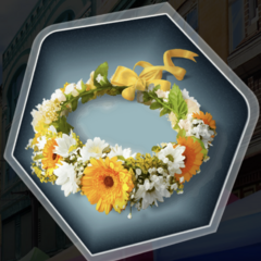 Flower Crown as seen in Ch. 11