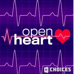 Teaser Cover Reveal for Open Heart