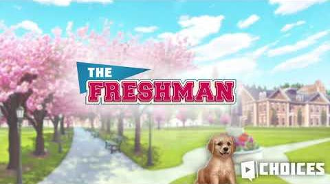 The Freshman - Open Mic