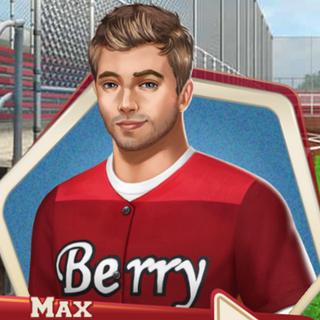 Berry baseball uniform