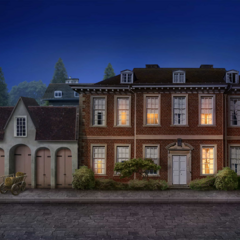 Your character's house in London (Day)