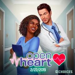 Open Heart Poster Reveal w/ Premiere date