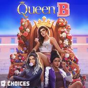 Queen B Official Cover