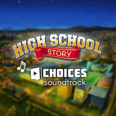 Cover Art For High School Story Soundtrack