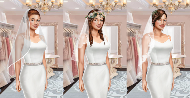 Image Roe Wedding Veilpng Choices Stories You Play Wikia