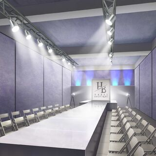 Hazel Boutique offices runway (New York)