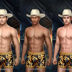 New Underwear w/ Hat