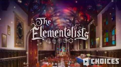 The Elementalists - Enchanted