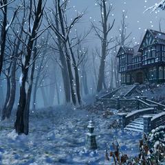 View of Braidwood Manor