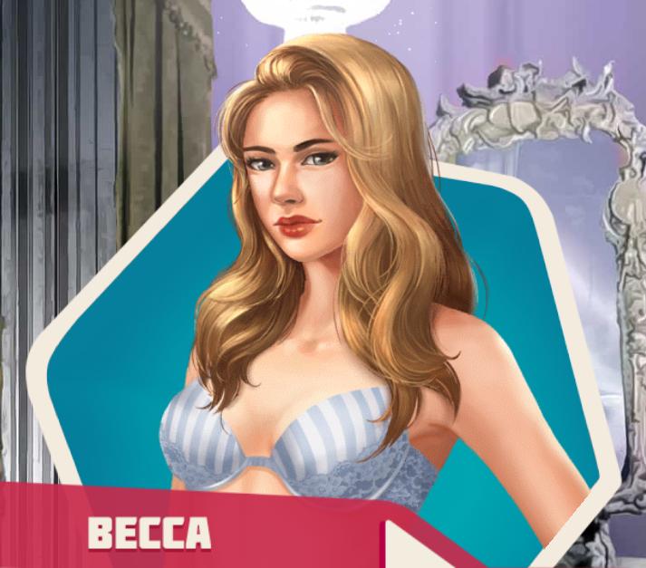 Becca diamond thumbnail series