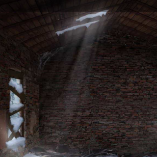 Inside view of Abandoned Building OMBH Part II