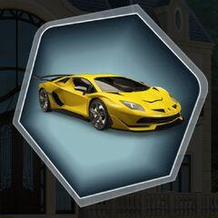King Raoul's car