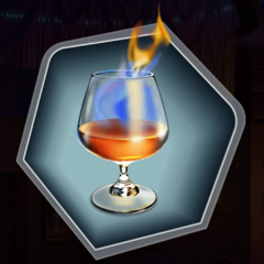 Drink with Fire as seen in Chapter 7