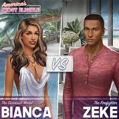 Bianca and Zeke Sneak Peak