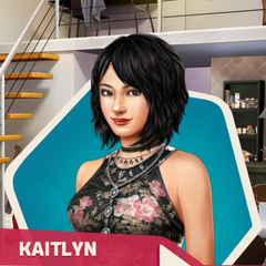 Kaitlyn's look in <i>The Sophomore</i>