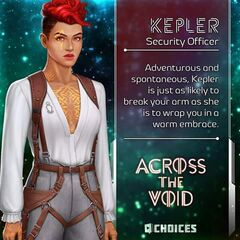 Kepler Character Bio