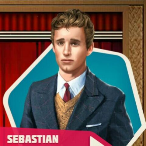 Previous Appearance for Sebastian