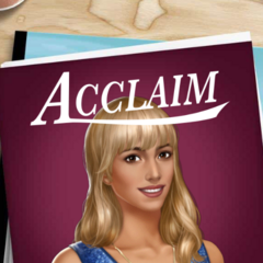 Alternate MC on Acclaim Magazine Cover