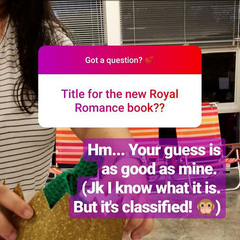 Title for TRR Follow-Up Series is Classified