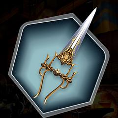 Pierre Dupre's Dagger