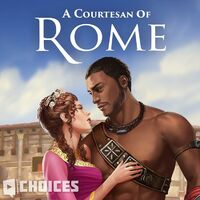 A Courtesan of Rome Official 2