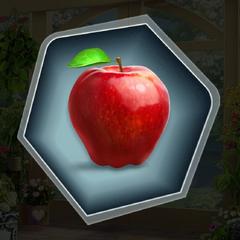 Apple from Oakley Farm Orchard in Ch. 9