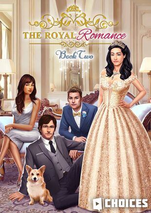 The royal romance book 2